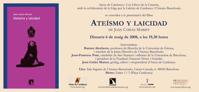 Llibre Joan Carles Marset