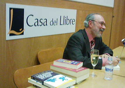 Presentacion libro Pepe Rodriguez