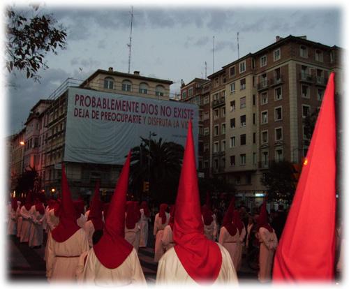 Semana Santa en Zaragoza..